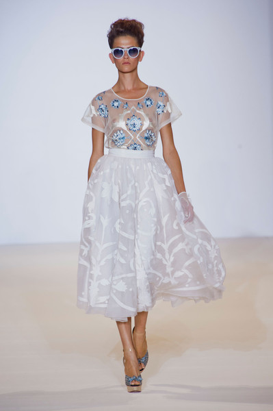 Temperley London at London Spring 2013