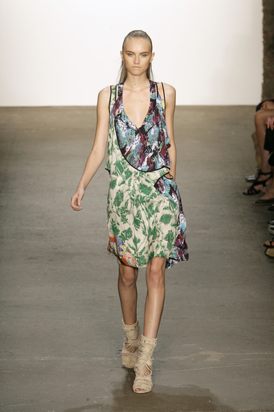 Thakoon at New York Spring 2010