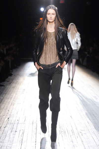Theyskens Theory at New York Fall 2012
