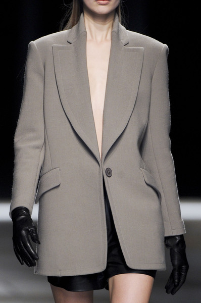 Theyskens Theory at New York Fall 2013 (Details)