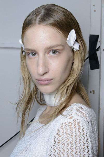 Theyskens Theory at New York Spring 2014 (Backstage)