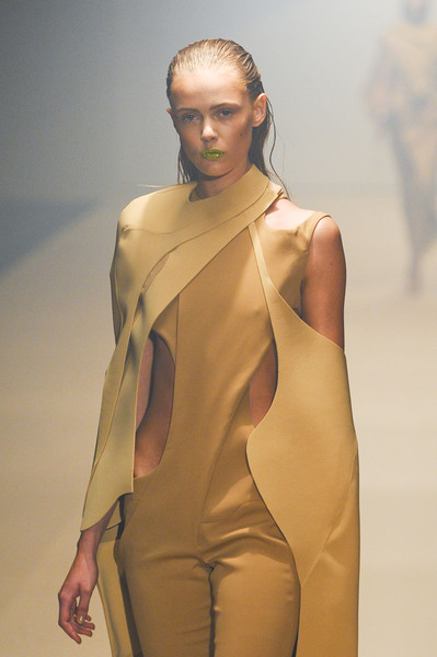 Thierry Mugler at Paris Spring 2012
