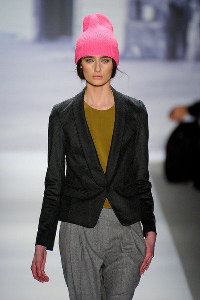 Tibi at New York Fall 2011