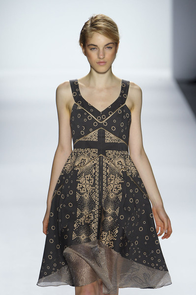 Timo Weiland at New York Spring 2012
