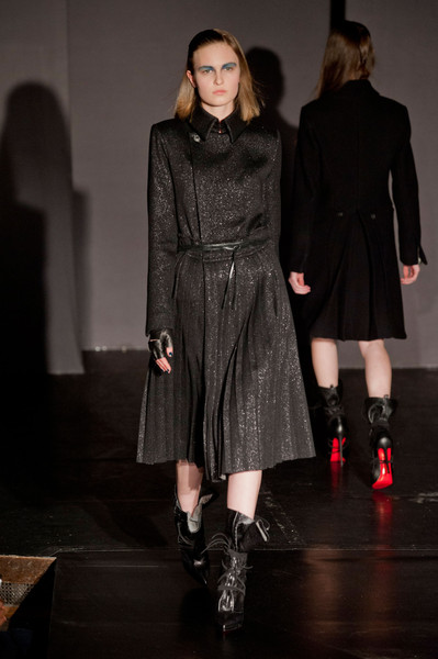 Todd Lynn at London Fall 2014