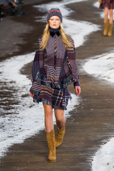 Tommy Hilfiger at New York Fall 2014