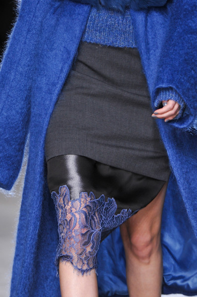 Topshop Unique at London Fall 2014 (Details)
