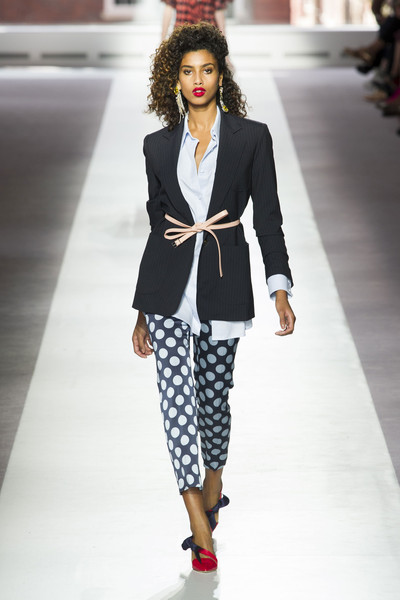 Topshop Unique at London Spring 2016