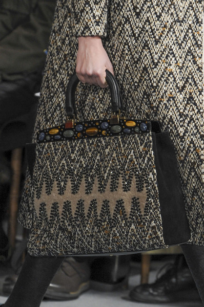 Tory Burch at New York Fall 2013 (Details)