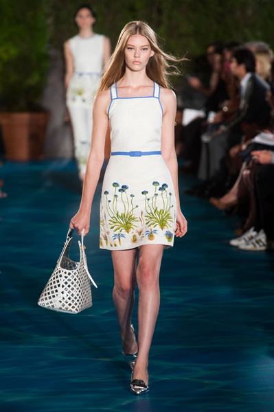Tory Burch at New York Spring 2014