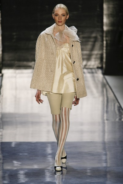 Tracy Reese at New York Fall 2007