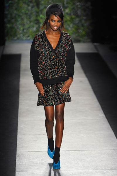 Tracy Reese at New York Fall 2013