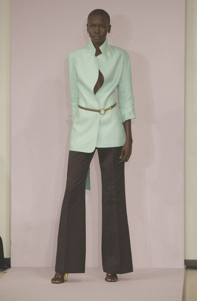 Tracy Reese at New York Spring 2001