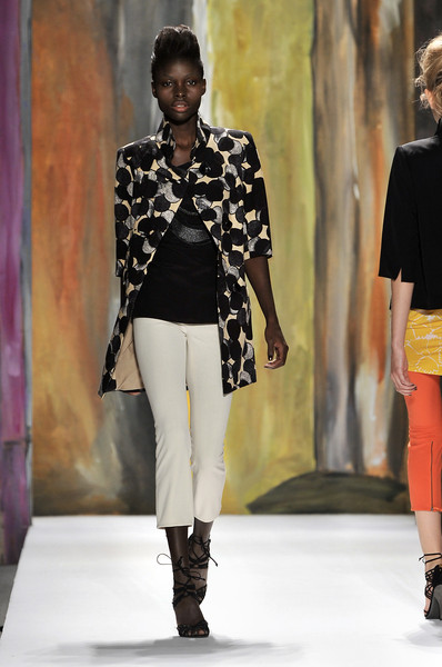 Tracy Reese at New York Spring 2010