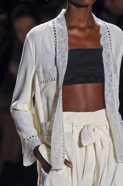 Tracy Reese at New York Spring 2012 (Details)