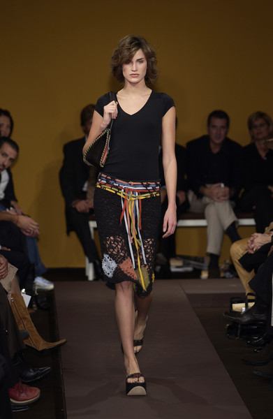 Trussardi 1911 at Milan Spring 2003
