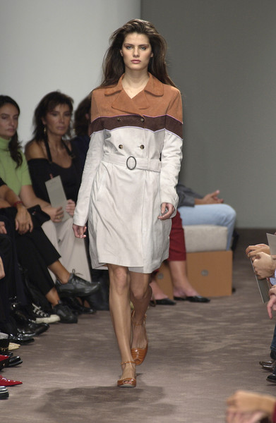Trussardi 1911 at Milan Spring 2004