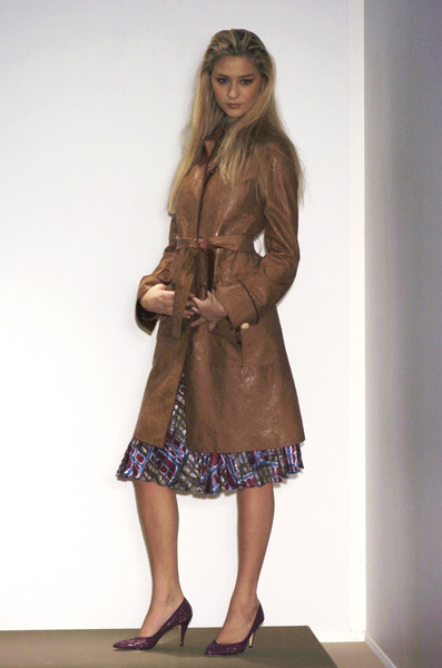 Trussardi 1911 at Milan Spring 2005