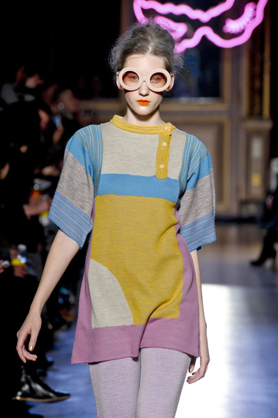 Tsumori Chisato at Paris Fall 2011