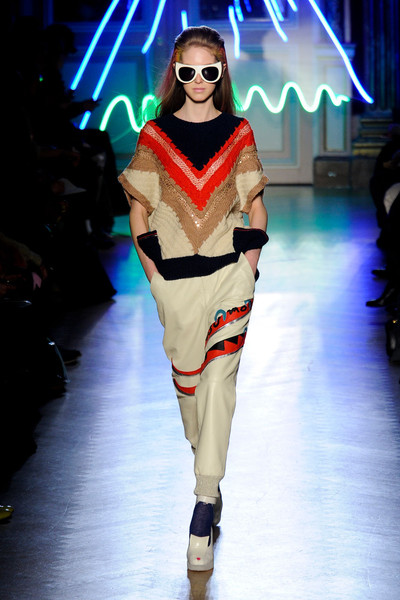 Tsumori Chisato at Paris Fall 2012