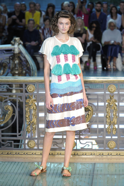 Tsumori Chisato at Paris Spring 2012