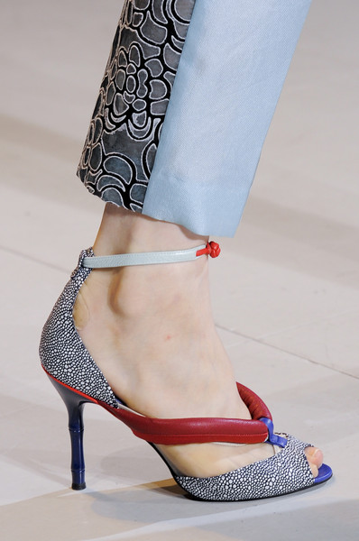 Tsumori Chisato at Paris Spring 2014 (Details)