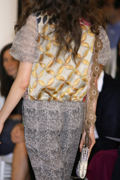Tuleh at New York Spring 2009 (Details)