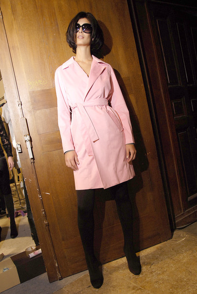Udo Edling at Couture Spring 2008 (Backstage)