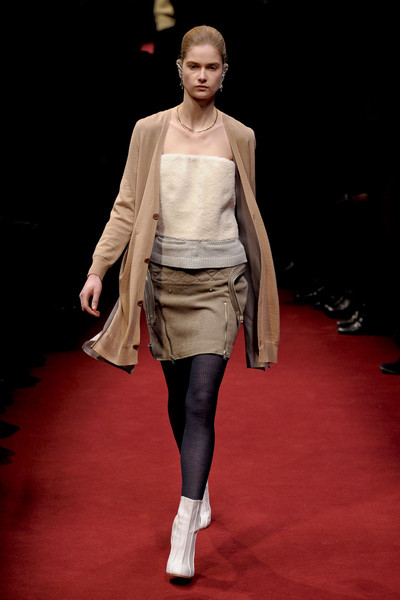Undercover at Paris Fall 2011