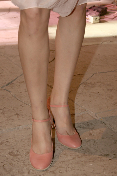 V Bruno at Paris Spring 2006 (Details)