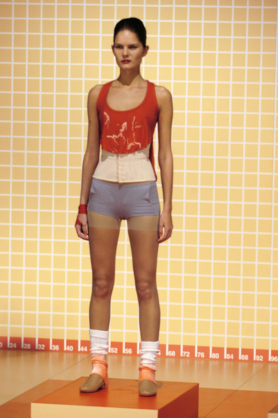 VPL by Victoria Bartlett at New York Fall 2004
