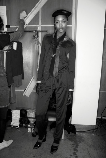 VPL by Victoria Bartlett at New York Fall 2007 (Backstage)
