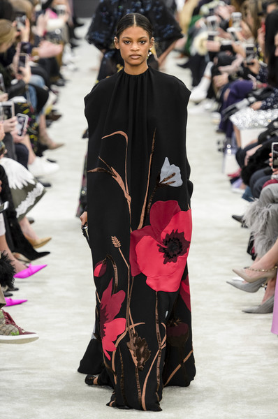 Valentino at Paris Fashion Week Fall 2018