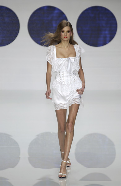 Valentino at Paris Spring 2004