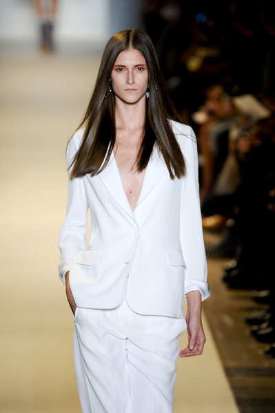 Vanessa Bruno at Paris Spring 2011