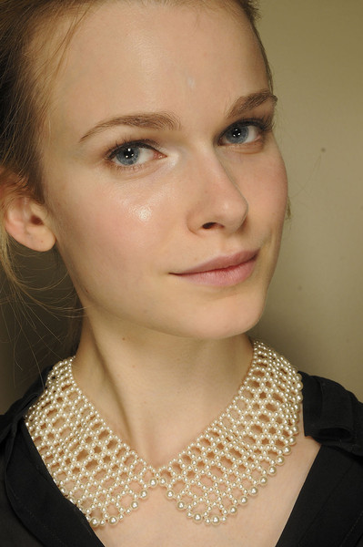 Vanessa Bruno at Paris Spring 2012 (Backstage)