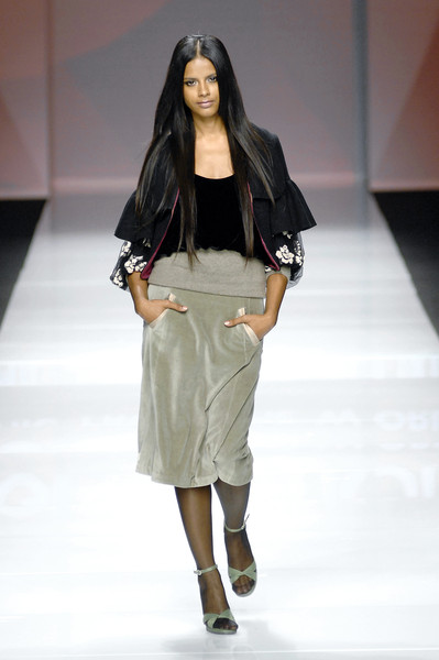 Varun Bahl at Milan Fall 2007