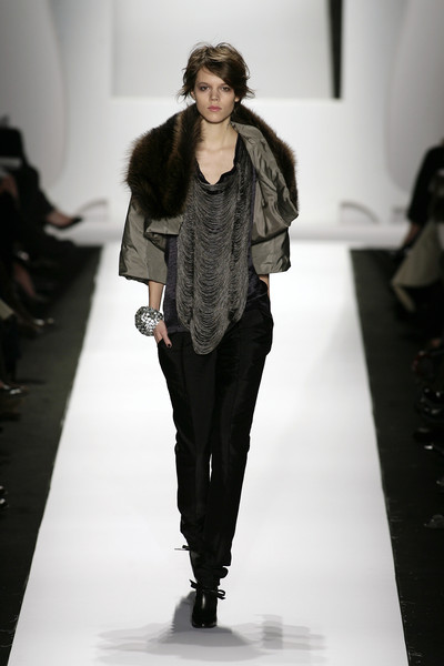Vera Wang at New York Fall 2008