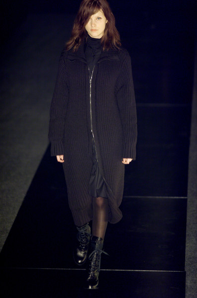 Veronique Branquinho at Paris Fall 2001