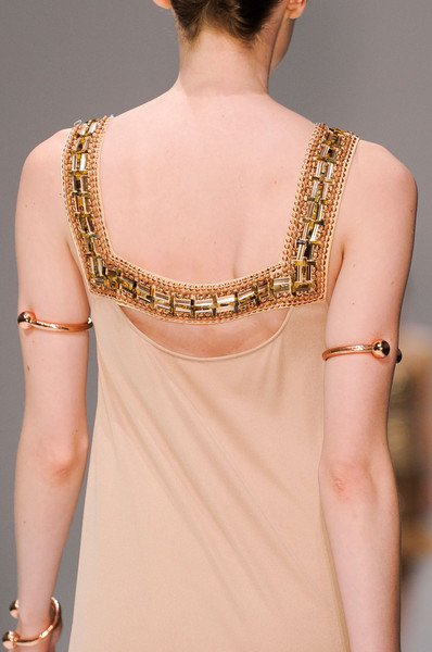 Veronique Branquinho at Paris Spring 2013 (Details)