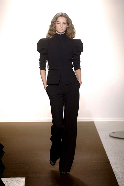 Véronique Leroy at Paris Fall 2006