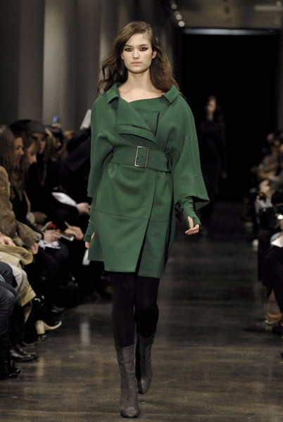 Véronique Leroy at Paris Fall 2007