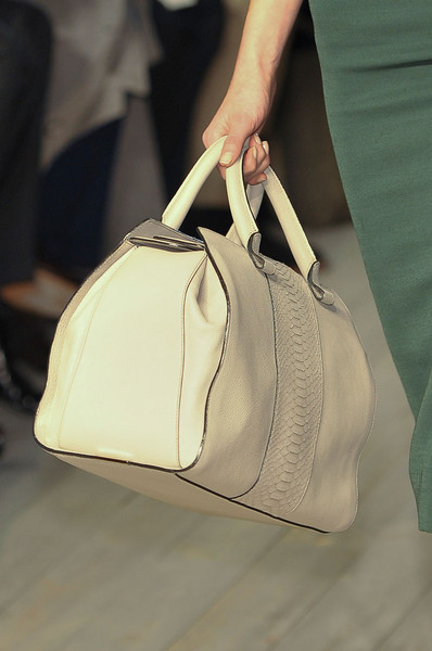 Victoria Beckham at New York Fall 2012 (Details)