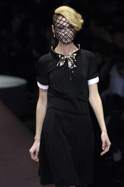 Viktor & Rolf at Paris Fall 2006