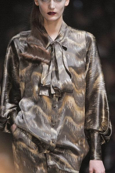 Viktor & Rolf at Paris Fall 2012 (Details)