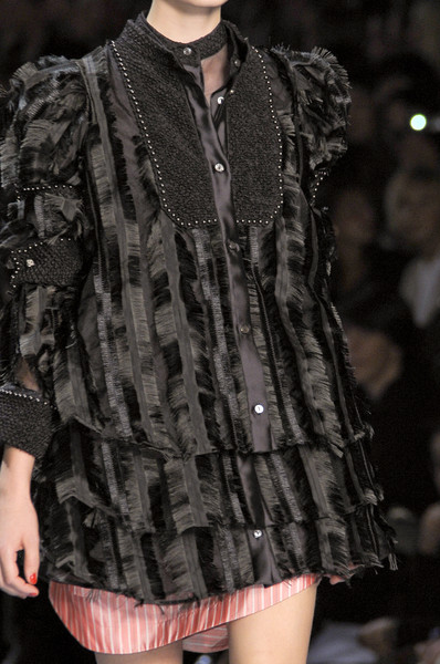 Viktor & Rolf at Paris Spring 2011 (Details)