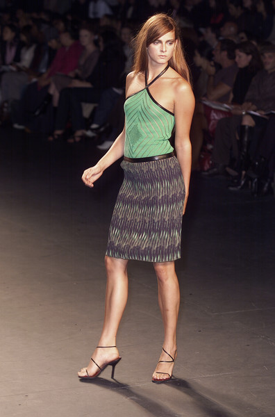 Vivienne Tam at New York Spring 2001