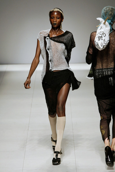 Vivienne Westwood at Paris Spring 2009