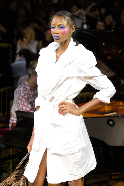 Vivienne Westwood at Paris Spring 2012