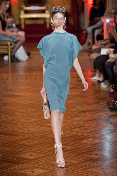 Vivienne Westwood at Paris Spring 2013
